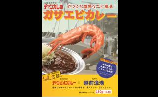 【レトルト】チャンカレのガサエビカレー