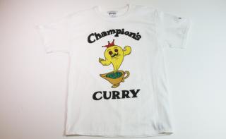 CURRY BOY半袖Tシャツ【JOURNAL STANDARDコラボ】