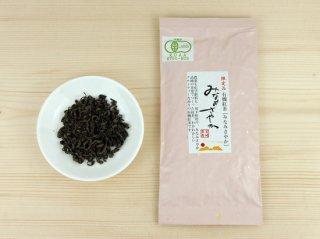 〈SALE!! 10%OFF〉紅茶-みなみさやか セカンド【宮崎県産・有機栽培】50g