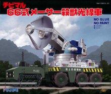 チビマル 66式メーサー殺獣光線車
