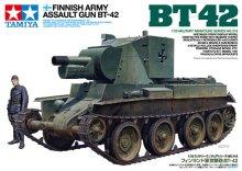 MM318 1/35 フィンランド軍突撃砲 BT-42
