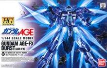 HG 1/144 ガンダムAGE-FX バースト