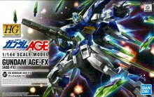 HG 1/144 ガンダムAGE-FX