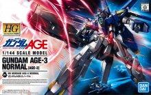 HG 1/144 ガンダムAGE-3 ノーマル