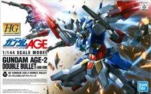 HG 1/144 ガンダムAGE-2 ダブルバレット