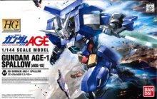 HG 1/144 ガンダムAGE-1 スパロー
