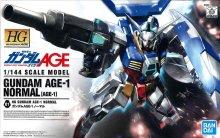 HG 1/144 ガンダムAGE-1 ノーマル