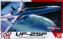 1/100 VF-25F メサイアバルキリー ファイターモード アルト機
