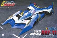 No.10 1/24 スーパーアスラーダ AKF-11 エアロモード