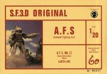 1/20 A.F.S.Mk.II 【S.F.3.D BOX Version】