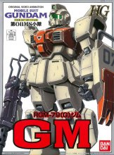 HG 1/144 RGM-79(G) ジム