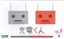 フレームアームズ・ガール 充電くん ARCHITECT & JINRAI Ver.