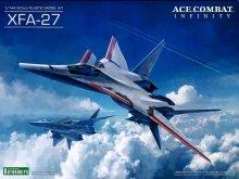 1/144 XFA-27 ACE COMBAT INFINITY