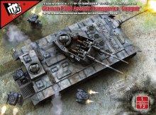No.16 1/72 ドイツ軍強襲輸送型戦車+2足歩行兵器 P.500 �グングニール� FIST OF WAR