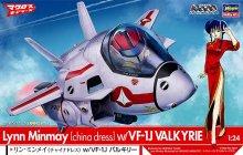 【限定】リン・ミンメイ(チャイナドレス) w/VF-1J バルキリー たまごひこーき