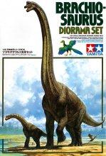 1/35 ブラキオサウルス 情景セット