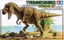 1/35 ティラノサウルス 情景セット