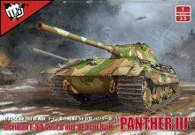 <img class='new_mark_img1' src='https://img.shop-pro.jp/img/new/icons15.gif' style='border:none;display:inline;margin:0px;padding:0px;width:auto;' />No.21 1/35 ドイツ軍 中型戦車 E-50B型52口径10.5cm戦車砲�パンターIII� FIST OF WAR