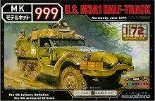 1/72 アメリカ軍 M3A1ハーフトラック