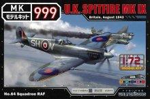 1/72 イギリス空軍 スピットファイアMK.IX