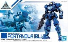 1/144 bEXM-15 ポルタノヴァ[ブルー] 30 MINUTES MISSIONS
