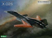 1/144 X-02S ACE COMBAT 7: SKIES UNKNOWN