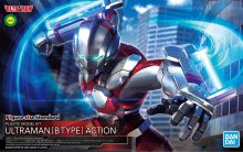 1/12 ULTRAMAN [B TYPE] -ACTION- Figure-rise Standard