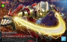 <img class='new_mark_img1' src='https://img.shop-pro.jp/img/new/icons15.gif' style='border:none;display:inline;margin:0px;padding:0px;width:auto;' />1/12 ULTRAMAN SUIT A -ACTION- Figure-rise Standard