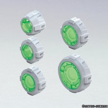 018 MSサイトレンズ 01 グリーン ビルダーズパーツHD