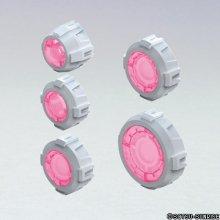 017 MSサイトレンズ 01 ピンク ビルダーズパーツHD