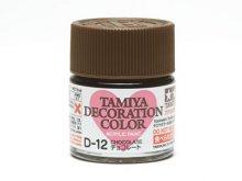 D-12 チョコレート デコレーションカラー