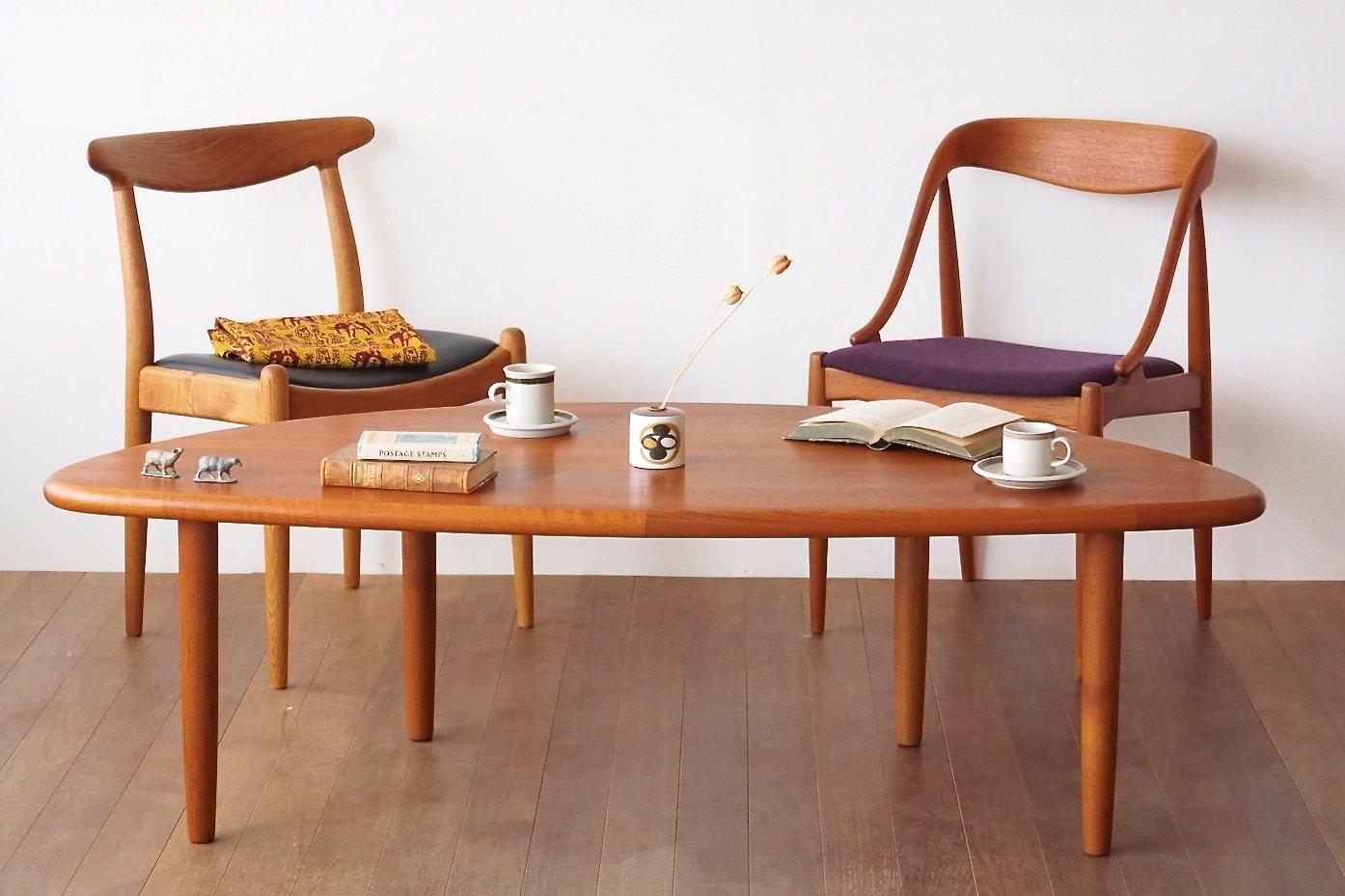 コーヒーテーブル  【6258-0131】
