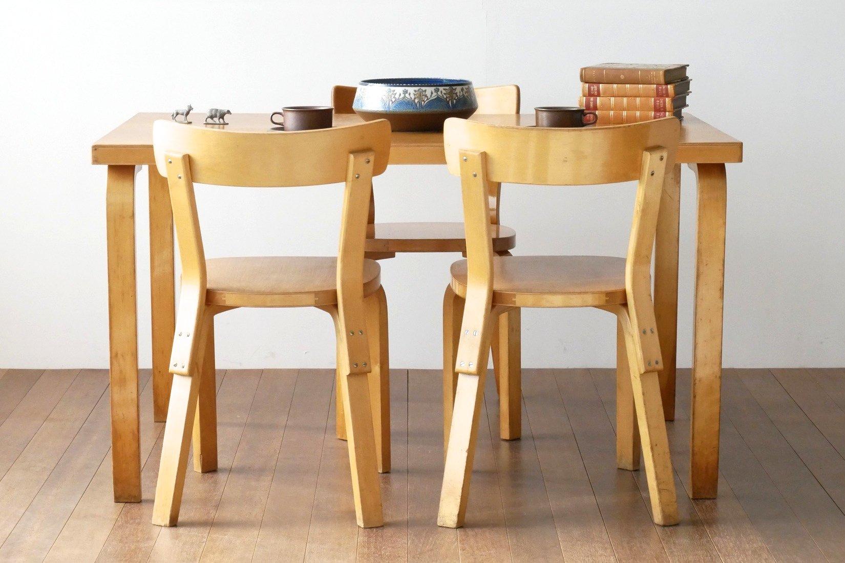ダイニングテーブル アルヴァ・アアルト 【1803-0061】