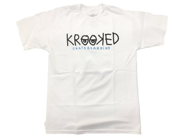 KROOKED / EYES TEE WHITE