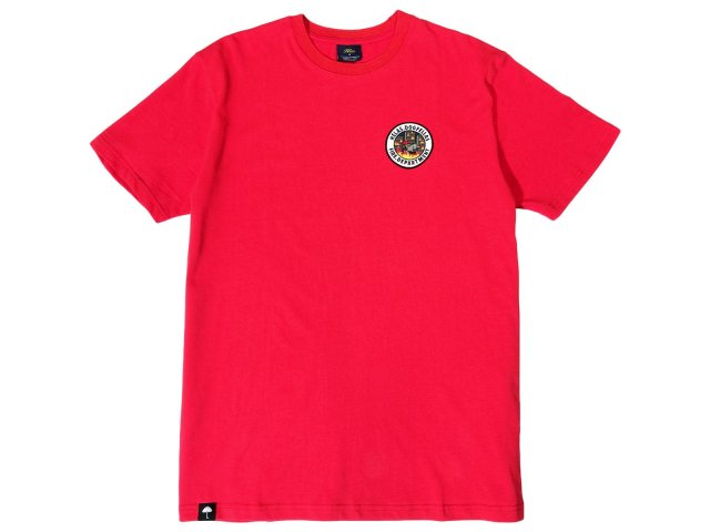 HELAS / FIRE DEPT TEE RED