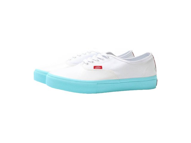 VANS x WHIMSY / AUTHENTIC WHITE