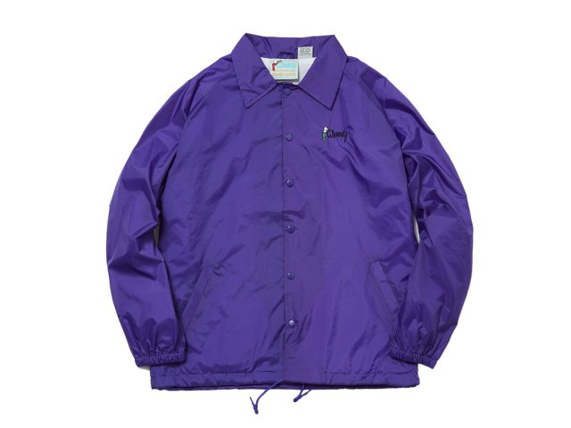 SOCK BIRD COACH JACKET PURPLE