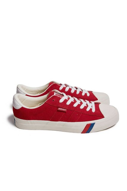 HELLRAZOR x PRO KEDS / ROYAL PLUS RED