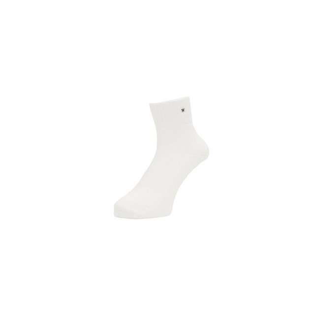 WHIMSY / VERSE HEADS SOCKS WHITE