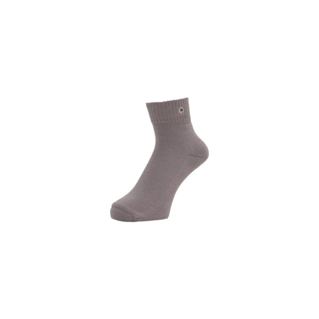 WHIMSY / VERSE HEADS SOCKS GREY