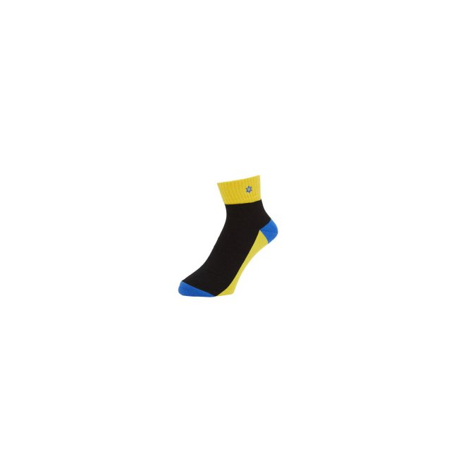 WHIMSY / VERSE KIDS SOCKS YELLOW