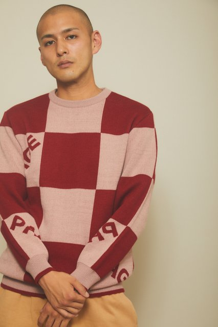 WHIMSY / ANDRE SWEATER CHERRY