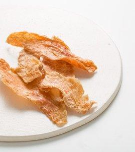 鶏ささみスライスジャーキー