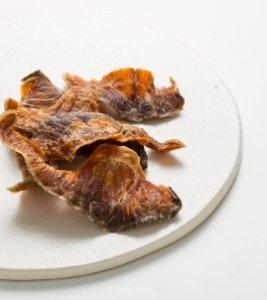 鮭スライスジャーキー