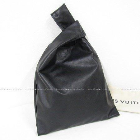 LOUIS VUITTON ルイヴィトン ショッピングバッグ モノグラム・シャドウ ブラック M43679