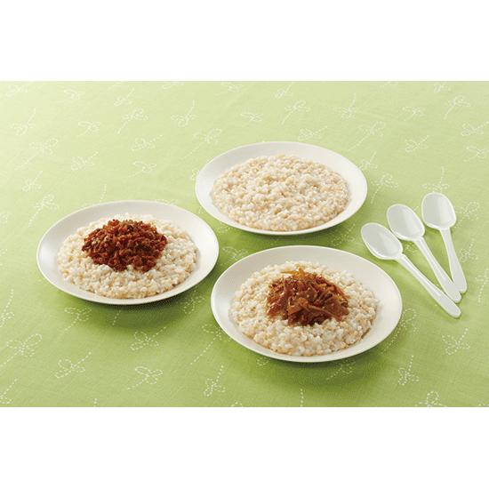 イシイの非常食 50食入 玄米がゆ49