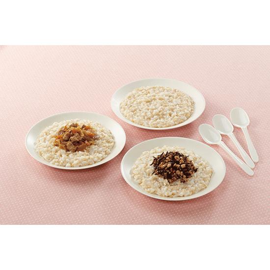 イシイの非常食 50食入 玄米梅がゆ49