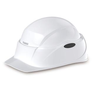 防災用ヘルメット クルボ ホワイト