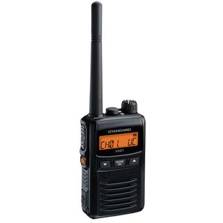 携帯型デジタルトランシーバー VXD1