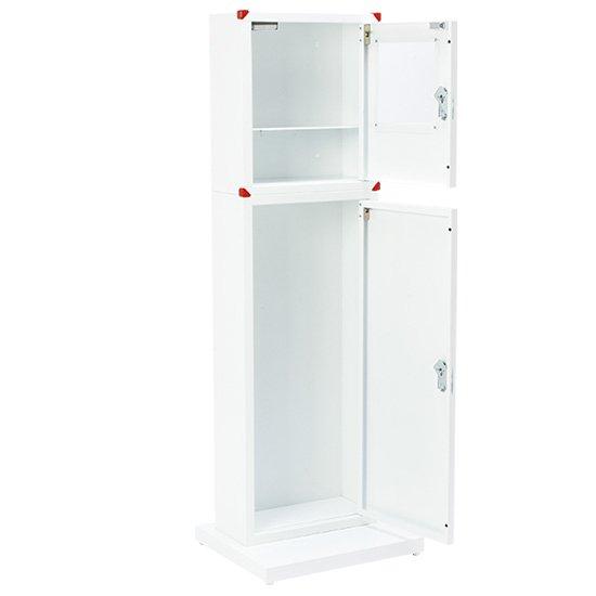 AED収納ボックス スタンド付 (背面重心タイプ)49